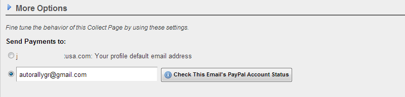 how to add us address to paypal